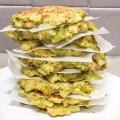 galette brocolis