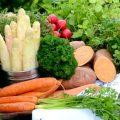 fruits légumes printemps