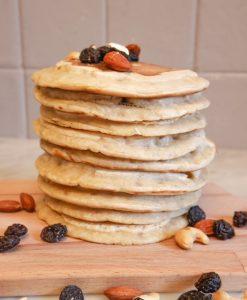 pancakes aux graines