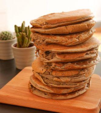 pancakes sarrasin