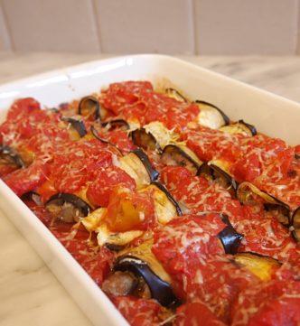 roulés d'aubergine 2