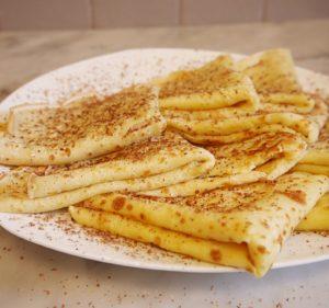 crêpes sans gluten