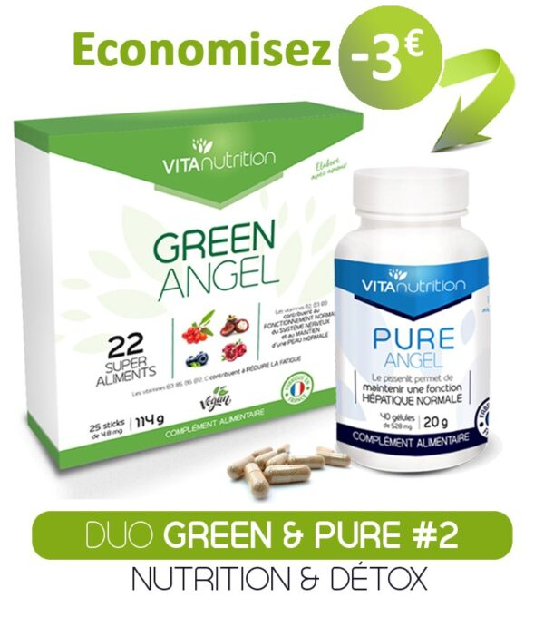duo green and pure