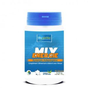 mix énergie