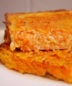 clafoutis carottes