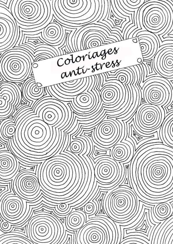Coloriages anti-stress