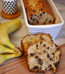 banana bread healthy