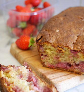 cake fraises