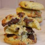 Cookies vegan sans gluten