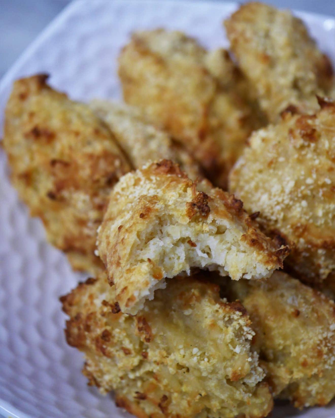 Croquette De Jambon Au Four croquettes de chou fleur15